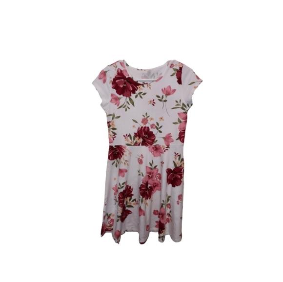 Flower dress XXL/16 nwt